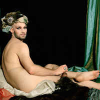 Odalisque [After Ingres]
