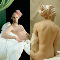 Olympia [After Manet] & Valpinçon Bather [After Ingres]